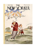 The New Yorker Cover - June 6  1936