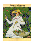 House & Garden Cover - March 1916