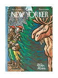 The New Yorker Cover - October 24  1964