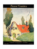 House & Garden Cover - June 1919