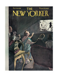 The New Yorker Cover - October 10  1936