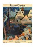 House & Garden Cover - June 1917