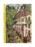 The New Yorker Cover - August 10, 1935 Giclee par Arnold Hall