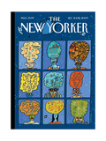 The New Yorker Cover - December 21  2009
