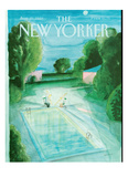 The New Yorker Cover - August 21  1989