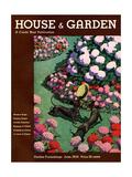 House & Garden Cover - June 1932