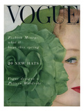 Vogue Cover - February 1953
