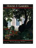 House & Garden Cover - May 1928