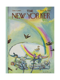 The New Yorker Cover - June 17  1967