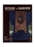 House & Garden Cover - February 1932