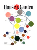 House & Garden Cover - September 1948