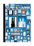 The New Yorker Cover - April 5  2010