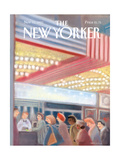 The New Yorker Cover - November 11  1991