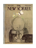 The New Yorker Cover - April 20  1963