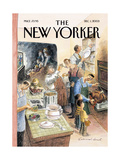 The New Yorker Cover - December 1  2003
