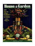 House & Garden Cover - January 1943