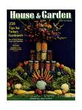 House & Garden Cover - January 1943