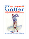 The American Golfer September 20  1924