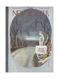 The New Yorker Cover - November 8  1947