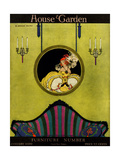 House & Garden Cover - January 1920