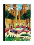 The New Yorker Cover - July 6  2009