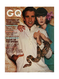 GQ Cover - April 1976