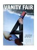Vanity Fair Cover - July 1933
