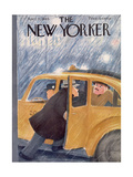 The New Yorker Cover - April 21  1945