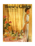 House & Garden Cover - May 1950