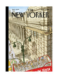 New Yorker Cover - September 19  2011