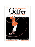 The American Golfer October 1920