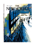 The New Yorker Cover - July 11  1964