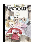 The New Yorker Cover - March 17  2008