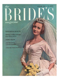 Brides Cover - August 1960