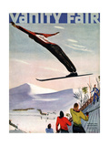 Vanity Fair Cover - January 1936