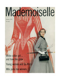 Mademoiselle Cover - January 1952