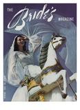 Brides Cover - February  1942