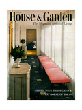 House & Garden Cover - January 1953