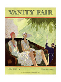 Vanity Fair Cover - July 1929