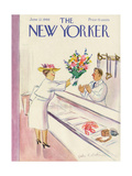 The New Yorker Cover - June 22  1946