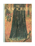 The New Yorker Cover - November 5  1966