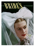 Brides Cover - February  1940