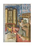 The New Yorker Cover - September 12  1953