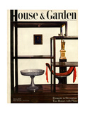 House & Garden Cover - October 1945