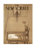 The New Yorker Cover - December 11  1971