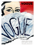 Vogue Cover - June 1932
