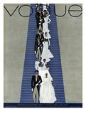 Vogue Cover - February 1931