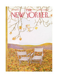 The New Yorker Cover - October 17  1964