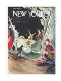 The New Yorker Cover - January 30  1937