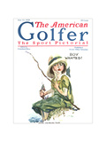The American Golfer June 13  1925